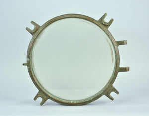 Vintage Brass Ship's Porthole Window Nautical Ship Boat Maritime B