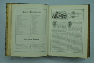 Hill's Manual of Social & Business Forms by Thomas E Hill 1882