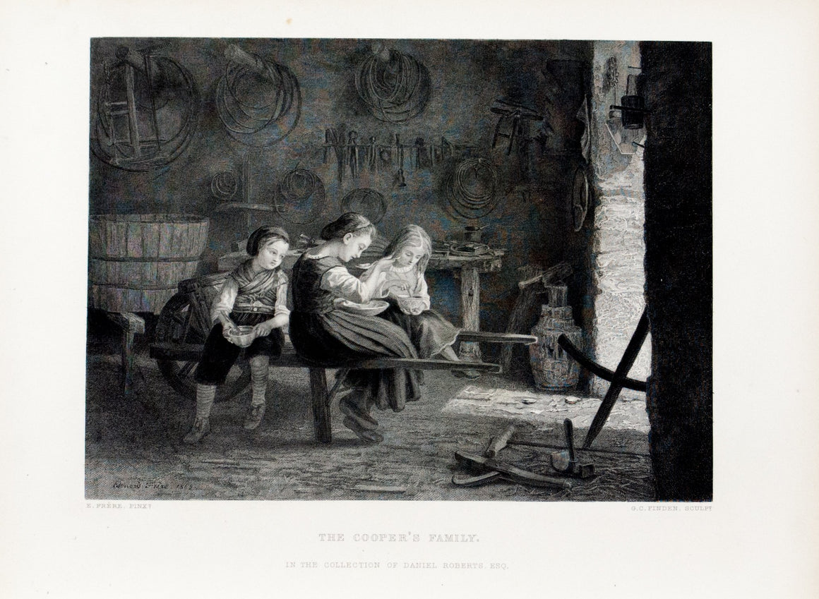 1875 The Cooper Family - Frere