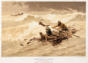 1893 Wrecked & Saved - Morlon