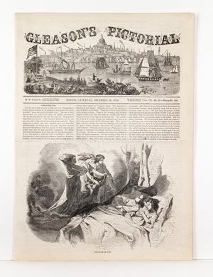 1854 Christmas Eve - Gleason