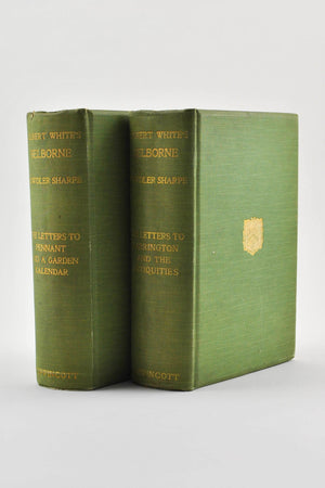 A Natural History & Antiquities of Selborne by Gilbert White Limited 28/280 1900