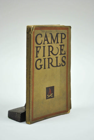 The Book of the Camp Fire Girls 1913