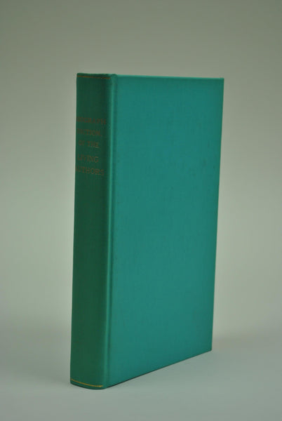 A Biographical Dictionary of the Living Authors of Great Britain Ireland 1816