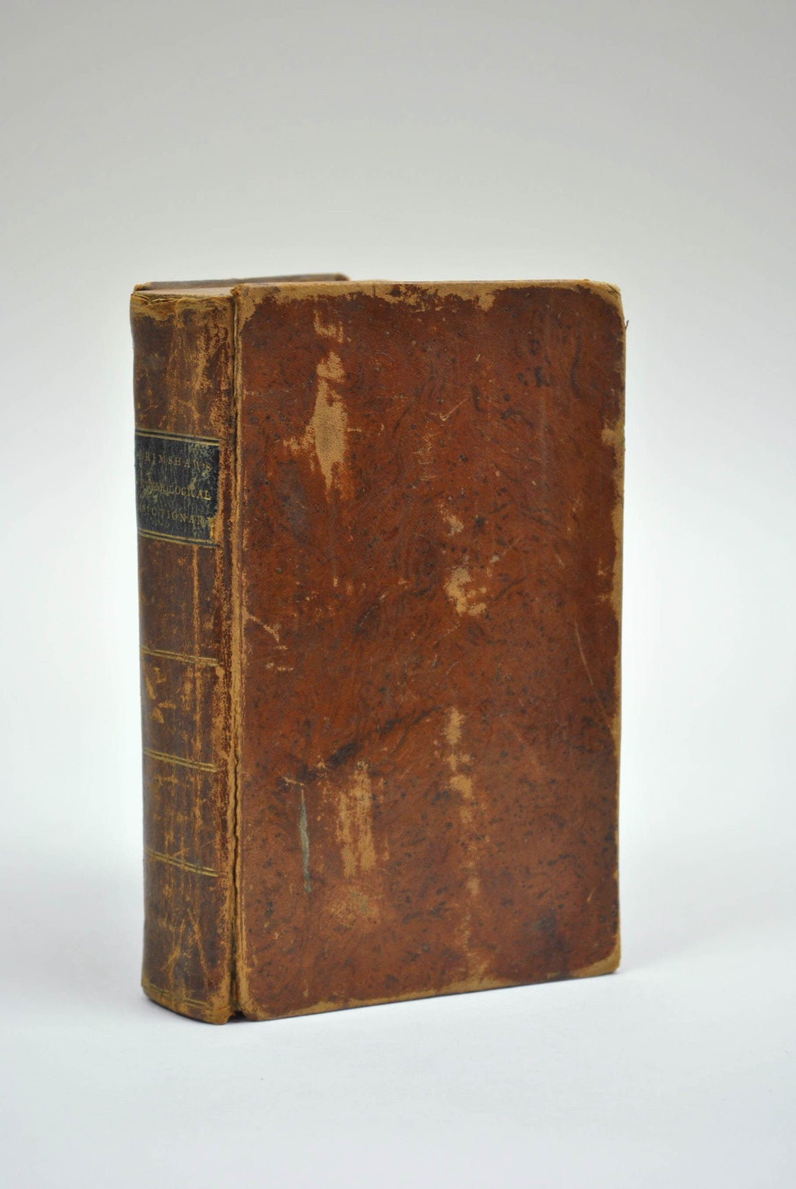 An Etymological Dictionary of the English Language by Will Grimshaw 1821