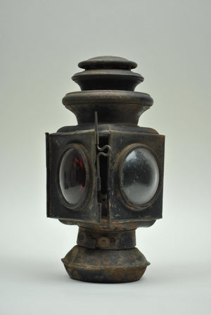 Ford Model T The JNOW BROWN MFG Co Model 115 Lantern