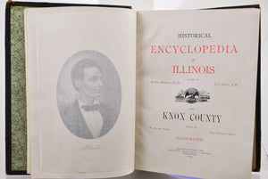 Historical Encyclopedia of Illinois and Knox County ed by N Bateman 1899