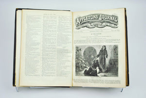 Appleton's Journal of Literature Science and Art Jul-Dec 1872