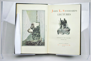 John L. Stoddard's Lectures in 15 Volumes 1915-1918