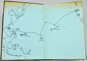 1957 US Navy Patrol Squadron 46 Cruise Yearbook Eastern Tour