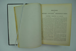 Historical and Biographical Annals of Berks County, Pennsylvania 1909