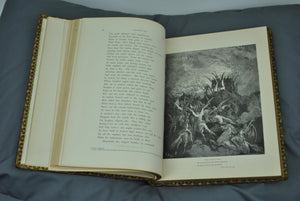Milton's Paradise Lost illustrated by Gustave Dore 1884