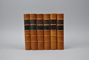 6 Works of The Rev Charles Kingsley 1885-1886