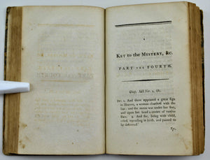 A Key to the Mystery of the Revelation: whereby all it's Dark Meanings 1785