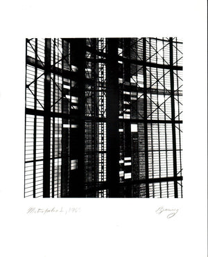 1963 Metropolis 1 by Joseph Buemy Industrial Photo