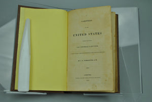 A Gazetteer of the United States by J. E. Worcester 1818