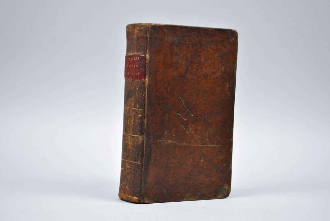 The American Gazetteer by Jedidiah Morse 1810