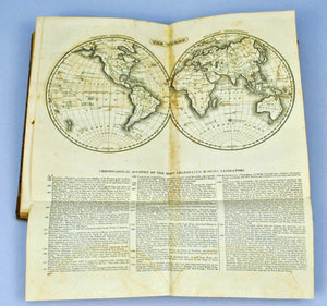 Geographical, Chronological and Historical Atlas by John L. Blake 1822