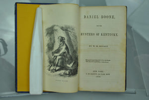 Daniel Boone and The Hunters of Kentucky by W. H. Bogart 1859