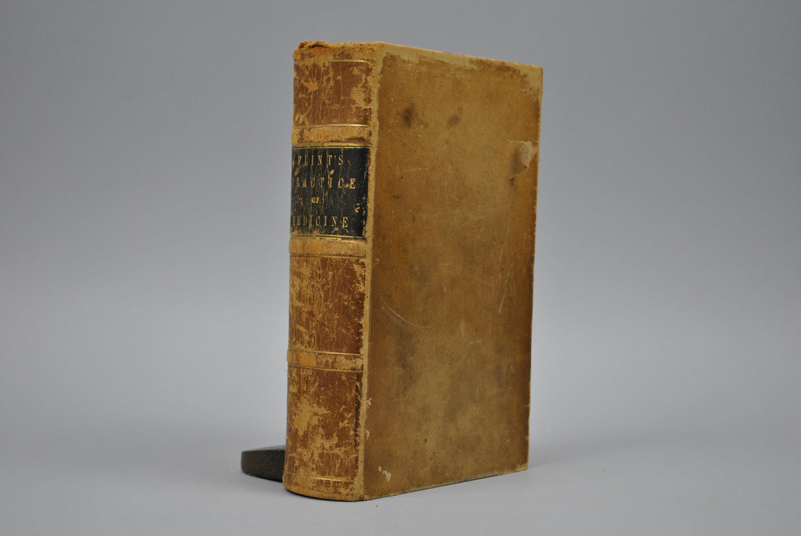 A Treatise On the Principles and Practice of Medicine by Austin Flint 1868