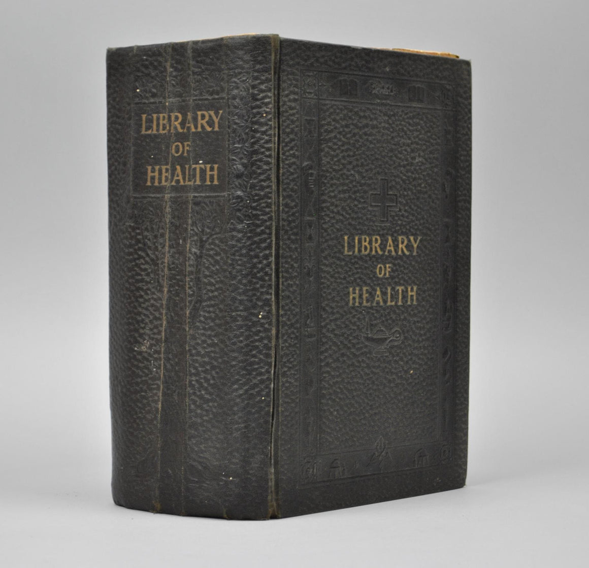 Library of Health Guide to Prevention and Cure of Disease by Frank Scholl 1926