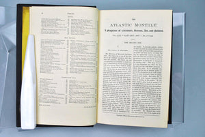 Atlantic Monthly Magazine Jan-Jun 1887