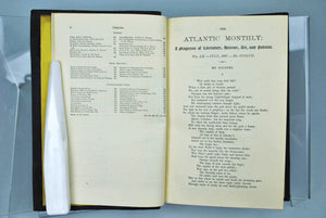 Atlantic Monthly Magazine Jul-Dec 1887