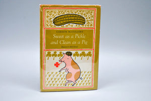 Sweet as a Pickle and Clean as a Pig by Carson McCullers 1964
