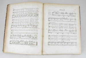 Iphigenie by Gluck Bound Sheet Music