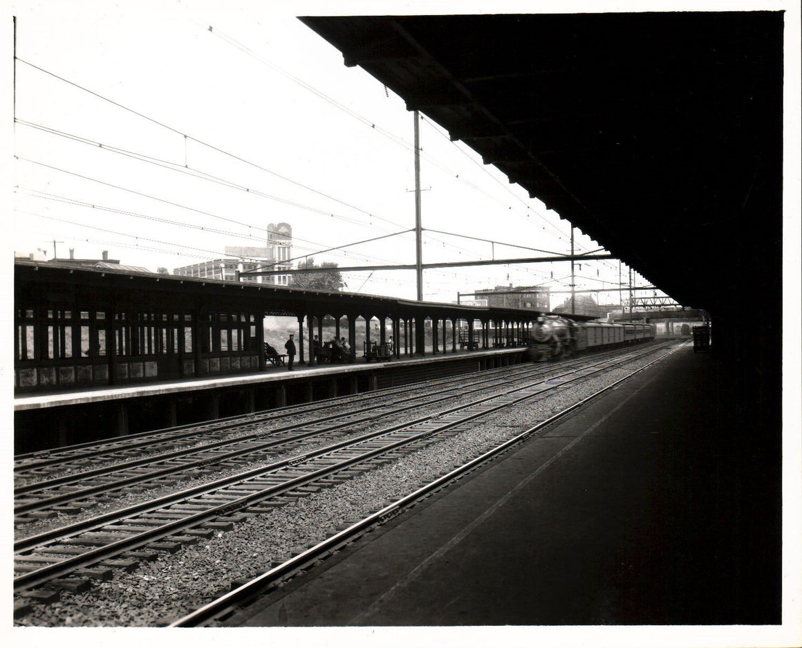 Railroad Passenger Station Photo