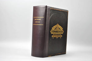 History of Baltimore Maryland 1729-1898 Pub by S B Nelson 1898