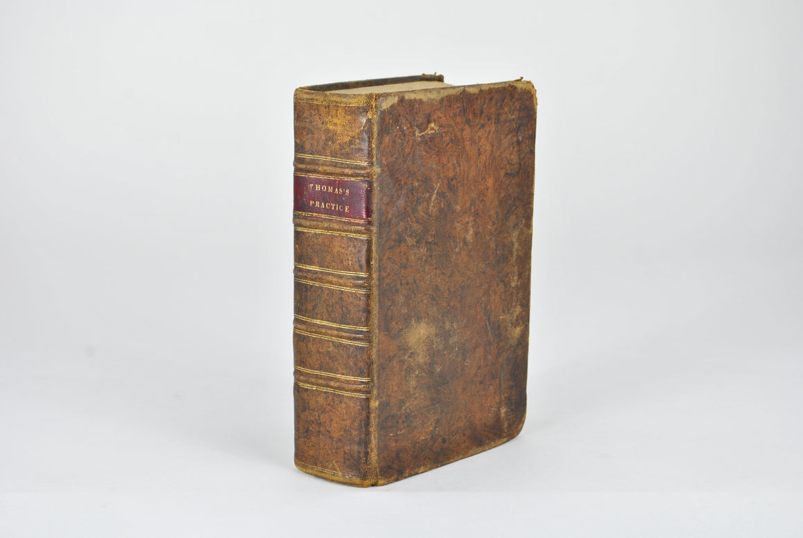 Modern Practice of Physic by Robert Thomas 1817