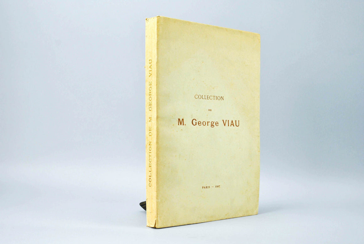 Collection de M. George Viau 1907