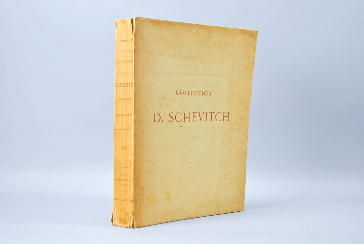 Collection De D. Schevitch 1906