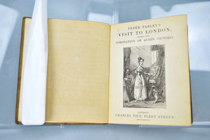 Peter Parley's visit to London, during the coronation of Queen Victoria 1838
