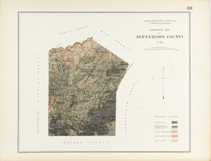 1885 Jefferson County Pennsylvania - Lesley