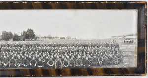 Second Camp Reserve Officers Training Camp 5 Fort Myer 1917 Panoramic Photo