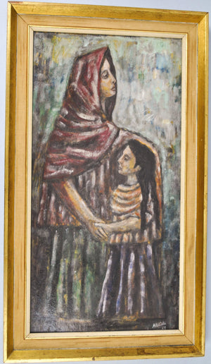 Marcial - Mother and Child -1959