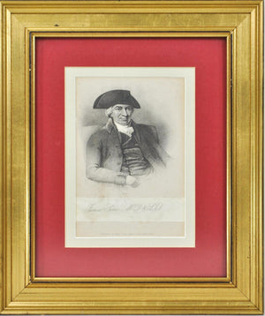 James Sims M.D. (1741-1820) Antique Medical Doctor Print 1823
