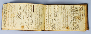 Colonial Merchant Receipt Ledger Philadelphia PA 1763-1767 Jacob Barge