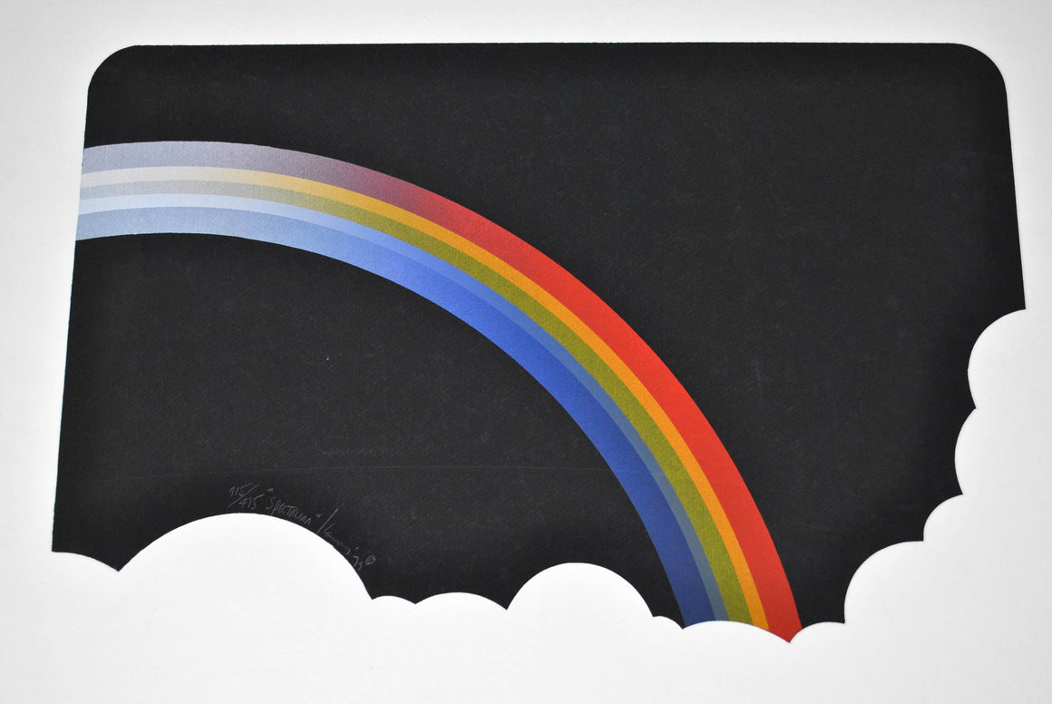 Spectrum - Signed Lithograph - 1979