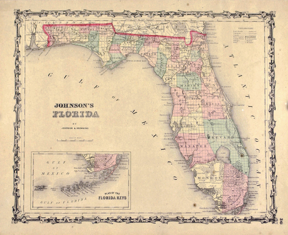 1860 Florida - Johnson