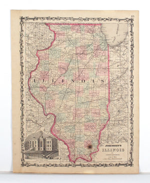 1860 Illinois - Johnson