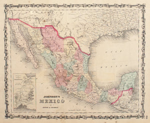 1860 Mexico - Johnson