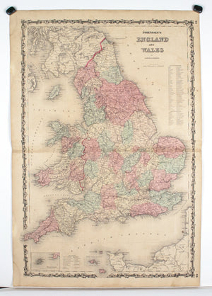 1860 England and Wales - Johnson