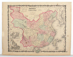 1860 China - Johnson