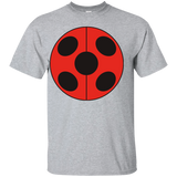 MIR_FLATLadybug  Youth Custom Ultra Cotton Tee