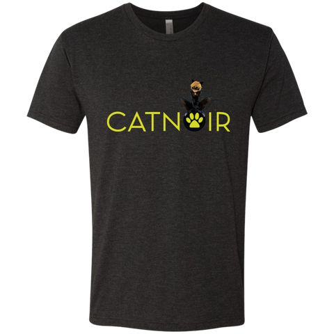 MIR_ChatNoir  Next Level Men's Tri-Blend Tee