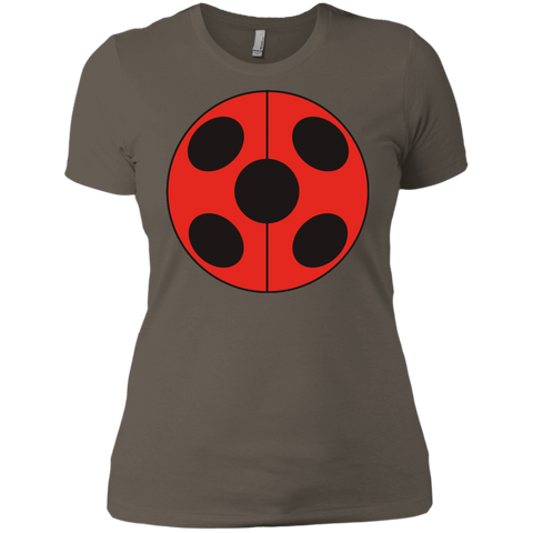 MIR_FLATLadybug  Next Level Ladies' Boyfriend Tee