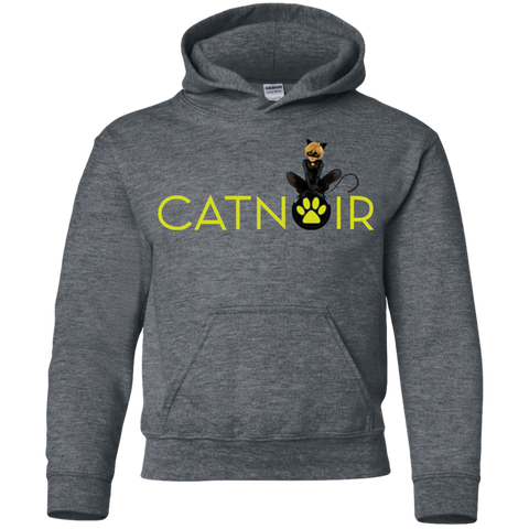 MIR_ChatNoir  Youth Pullover Hoodie